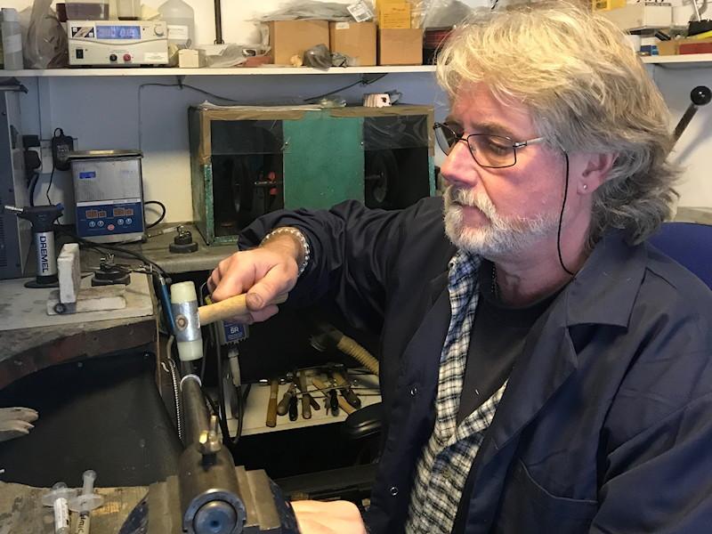 Bracelet repairs by post